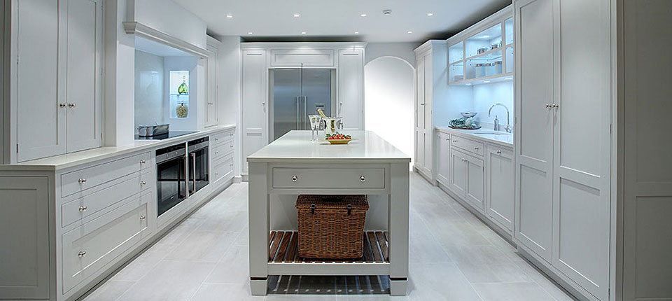 Elegant Bespoke Kitchens Amazing Pictures