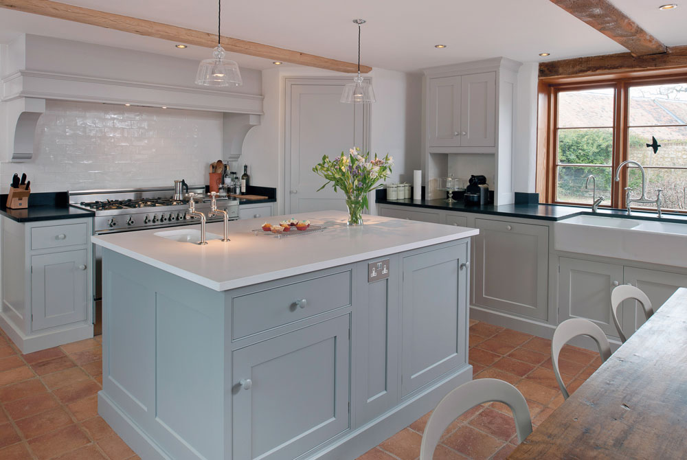 Bespoke kitchens for Different kitchen design ideas