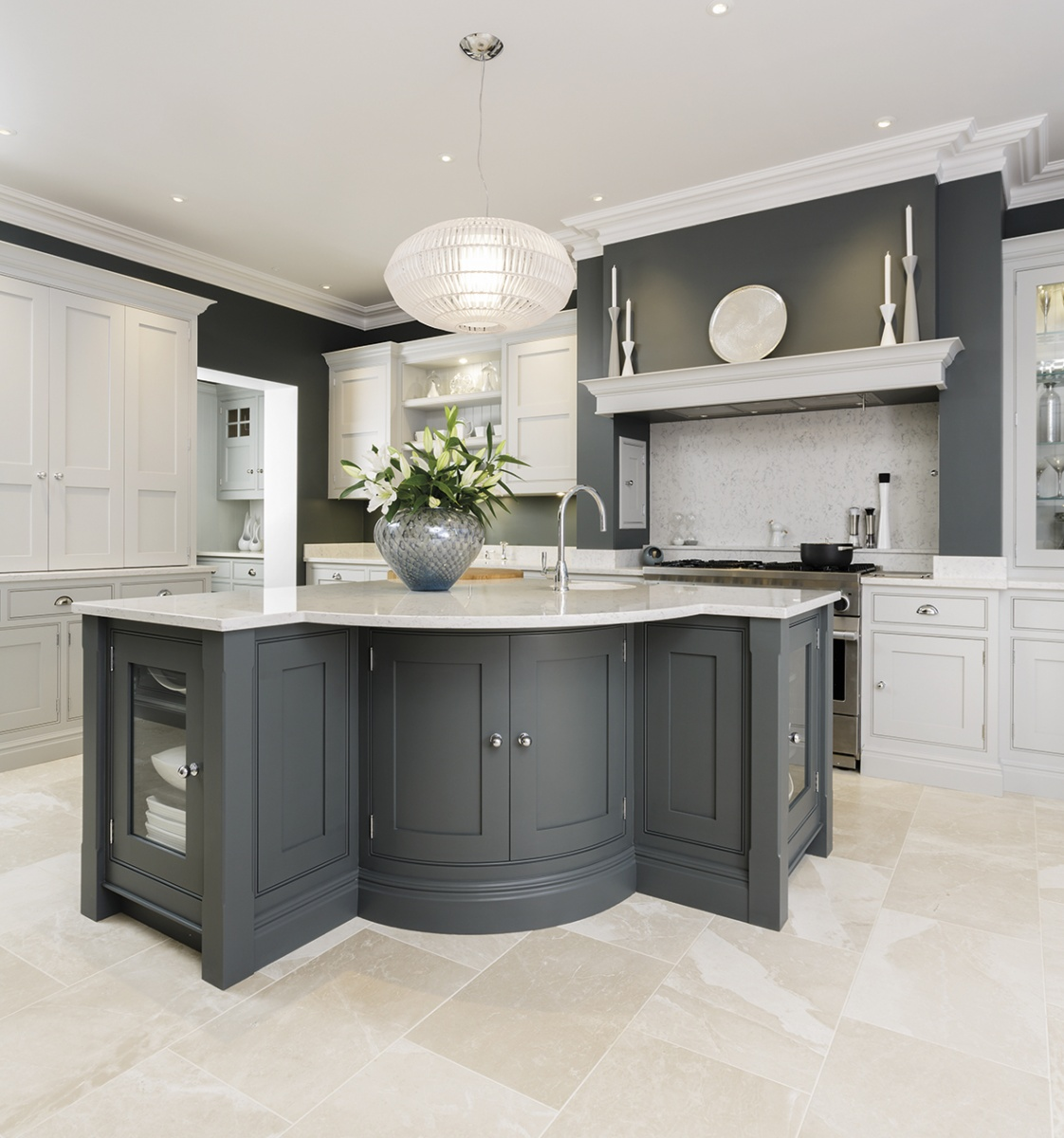 Island Kitchens Designs Bespoke Kitchens
